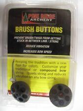 Pine Ridge Archery Brush Buttons for recurve bow limb tips