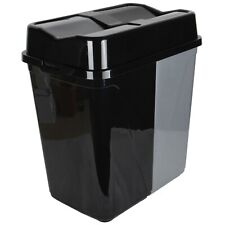 More details for double rubbish waste separation bin recycling. dual compartment 100l (2 x 50 l)