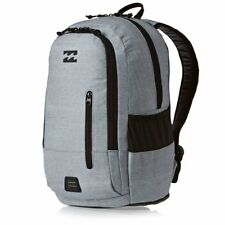 Billabong Command Backpack Mens in Grey Heather