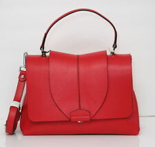 Gianni Chiarini Gala Handbag BS4816 Red Leather Made in Italy