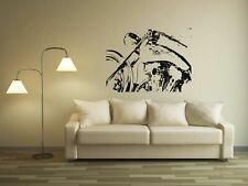 Wall Vinyl Sticker Decal Mural Design Art Sport Bike Speed o007