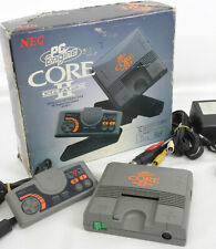 PC Engine CORE GRAFX II 2 Console System Boxed PI-TG7 Ref/25062086A Tested