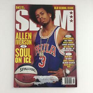 Slam Magazine March 1999 NBA Allen Iverson & Julius Erving, Includes Poster