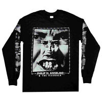 Phil Anselmo & The Illegals Virtue Long Sleeve Shirt S M Official New