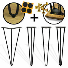 Hairpin Legs Hairpinlegs Haarnadelbeine Tischbeine Tischkufen Beine Esstisch
