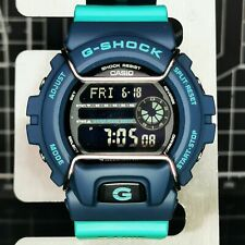 🇯🇵 Import BLUE X GREEN GLS-6900-2A G-Lide Extreme Sports Surf Snow G-Shock '16