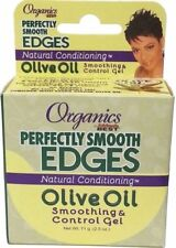 Africa's Best Organics Perfectly Smooth Edges Olive Oil Edge Control Gel 2.5 oz