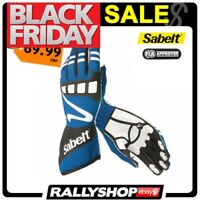 BLACK FRIDFIAY! SABELT Gloves Blue, size 12 XL FREE WORLDWIDE DELIVERY Rally