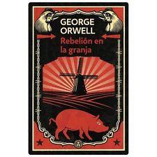 REBELIÓN EN LA GRANJA by George Orwell (2013, Paperback)
