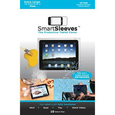 SmartSleeves PS710F Protective Clear EX-Large Cover for ipad & Kindle DX / Qty10