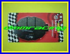Brembo 1 Coppia pastiglie freno Post Carbon ceramico Yamaha XP T-max 530 2012