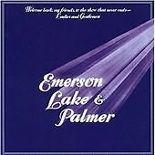Emerson Lake & Palmer - Welcome Back My Friends.... 2xCD - 2011 -