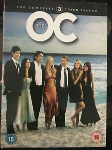 The O.C. - Series 3 - Complete (DVD, 2006, 7-Disc Set, Box Set)