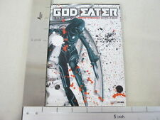 GOD EATER Download Mission Complete Guide Book PSP EB *