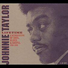 Lifetime: A Retrospective of Soul, Blues & Gospel 1956-1999, New Music