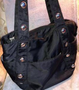 Truly Scrumptious Diaper Bag Shoulder Tote Baby Purse Handbag Satchel~Heidi Klum