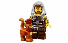 The LEGO Movie 2 Minifigures Series 71023 SHERRY SCRATCHEN-POST SCARFIELD CAT