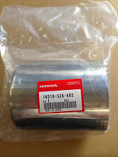 GENUINE HONDA S2000 CHROME EXHAUST TRIM 2005>