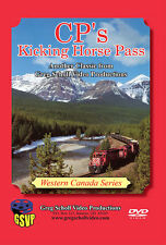 CP's Kicking Horse Pass DVD NEW Greg Scholl Canadian Pacific Spiral Tunnels