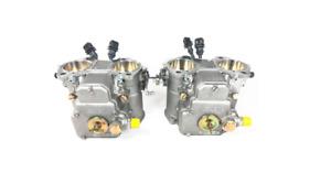 Jenvey Heritage DCOE Twin 45mm Throttle Bodies (Pair) - TDP45  SPOOX MOTORSPORT