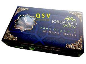 100% Organic Medjool Dates for Ramadan. USDA & Soil Association Certified.