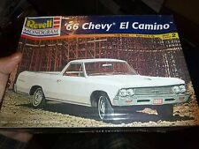 REVELL 85-7648 1966 CHEVY EL CAMINO 1/25 Model Car Mountain fs