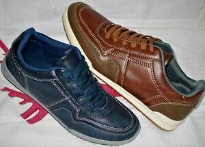 Herren Freizeitschuhe Halbschuhe Sneakers modisches Design 41 42 43 44 45 46 NEU