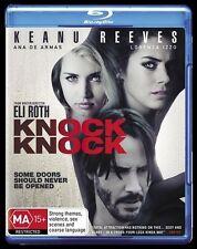 Knock Knock (Blu-ray, 2015)