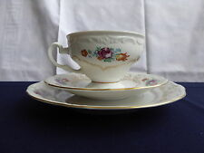 Untertasse Neuware Federn Feathers Weimar Porzellan Tee Set Tealicious Tasse