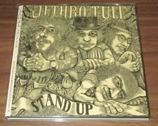 Jethro Tull Stand Up mini lp Japan RARE made In Japan / Pink Floyd Yes Sbb