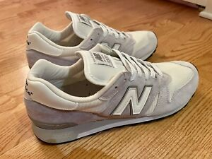 New Balance M1300CLW Men's 1300 Grey White Size 11 / EU 45 - MADE IN USA