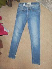 Men's Skinny Stretch Jeans with Button Fly by Topman  30 W Reg Leg