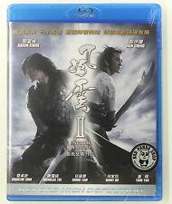 The Storm Warriors (Region A Blu-ray) Storm Riders 2 Ekin Cheng Aaron Kwok 風雲II