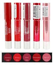 REVLON 5 Crayon Collection Lippenstift Geschenk 5er Set Matt + Hochglanz