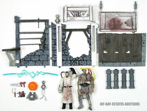 RARE MCFARLANE TOYS MONSTERS SERIES TWO DR. FRANKENSTEIN ACTION FIGURE PLAYSET