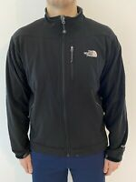 The North Face TNF Apex Bionic Windstopper Black Soft Shell Jacket Size- Large