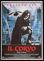 Poster the Crow the Crow Brandon Lee Alex Proyas