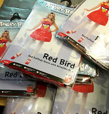 12 x Wholesale Joblot Smiffy's Angry Bird Adult  Fancy Dress Pig Costume Women