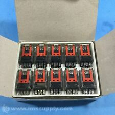 Omron MY4N-DC12(S) Relay, 12VDC, 4PDT, 5A 5940