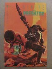 Aliens vs Predator #1 Dark Horse 1990 Series 9.4 Near Mint