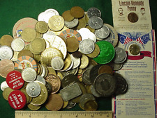 Lot of Tokens from Florida , other area's and other things - see pictures