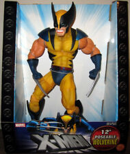 "12"" 1/6 13"" TOY BIZ  LOGAN WOLVERINE FIGURE X MEN MOVIE MARVEL THOR HULK AVENGER"