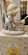 """***VINTAGE*** 1994 Precious Moments Fig. """"Nothing Can Dampen The Spirit..."""", NIB"""