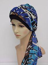 Desgaste de la cabeza de volumen, cabeza completa que cubre, elegante tichel, elegante Cabeza Bufanda