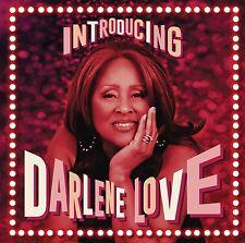 DARLENE LOVE - INTRODUCING DARLENE LOVE - NEW CD ALBUM