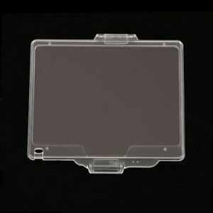 Hard Clear Plastic Monitor Cover Screen Protector for Nikon D610 as BM-14 UK