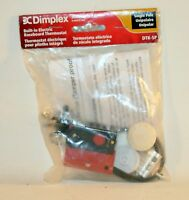 Dimples Built in Electric Baseboard Thermostat Single Pole DTKSP Replacement Kit
