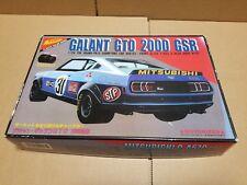 NICHIMO MITSUBISHI GALANT GTO 2000 GSR  1/24 (Vintage Kit)