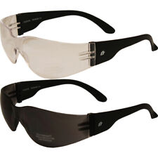 2 Pair Pigeon Wrap Around Safety Glasses Uv400 By Birdz Great For Shooting