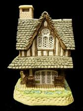 "1990 David Winter ""Grouse Moor Lodge"" Mint in Original Box w/Coa"